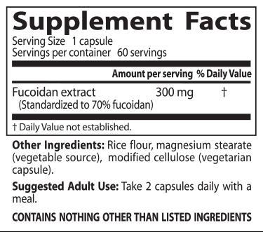 Best Fucoidan 70% là loại dưỡng chất bổ sung tốt nhất cho sức khỏe, kích thích, thúc đẩy quá trình tự diệt của tế bào ung thư