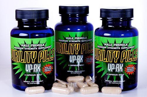 Virility Pills VP-RX™ mang lại cảm giác hưng phấn tình dục