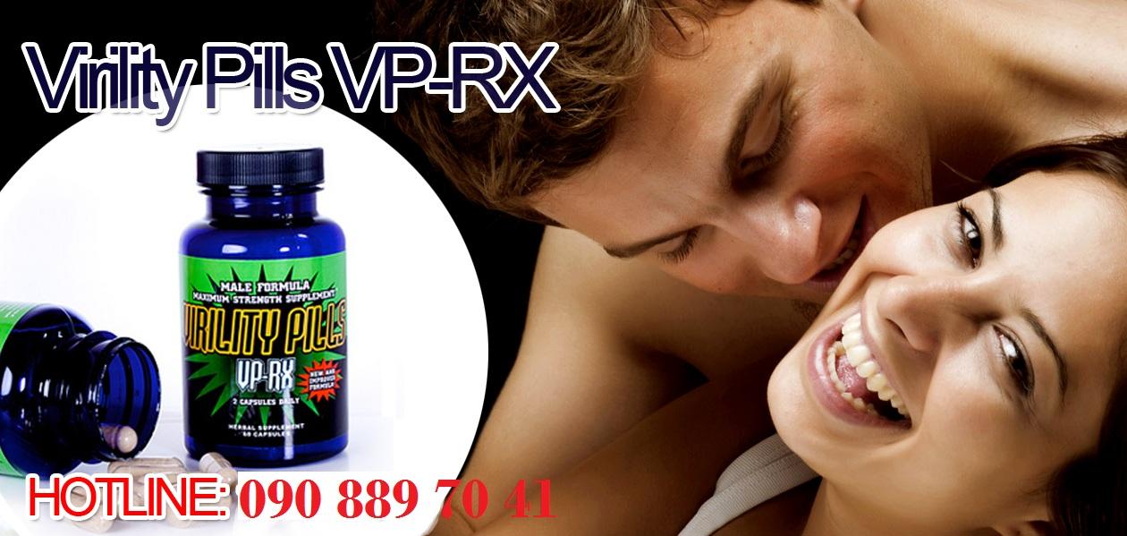 """Virility Pills VP-RX – Sản phẩm """"gối đầu giường"""" mang lại cảm hứng tình dục mãnh liệt"""