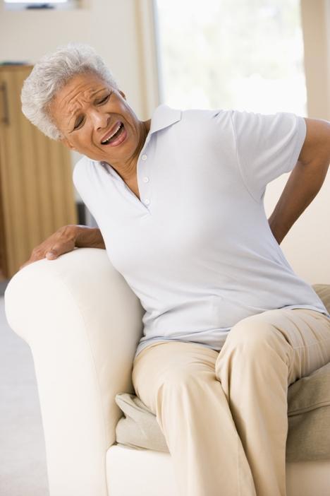 Quá trình lão hóa xương khớp đang đến gần