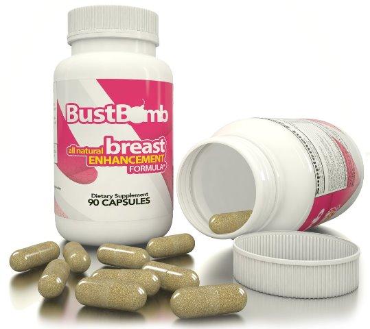 Thuốc nở ngực BustBomb 9