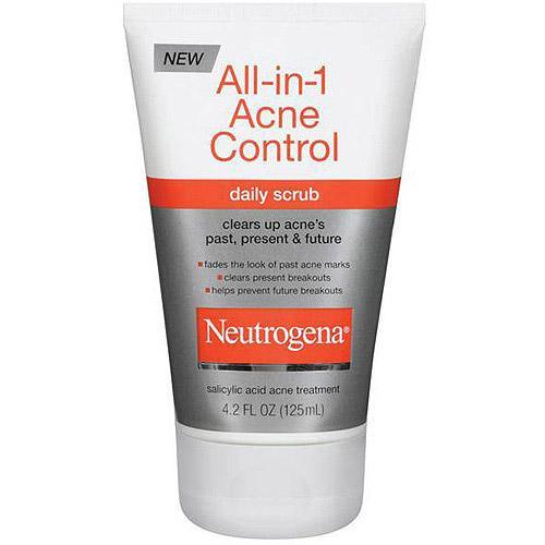 Những người sử dụng nói gì về neutrogena all-in-1 acne control daily scrub