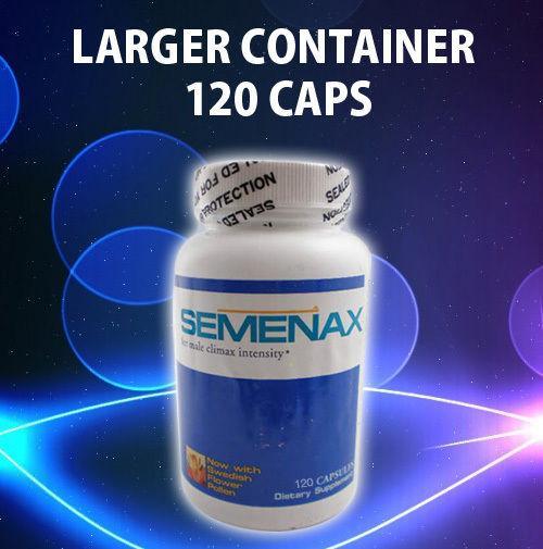 Thuốc Semenax giúp tăng số lượng & chất lượng tinh trùng hiệu quả