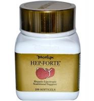 Hep-Forte, 100 viên - Thuốc giải độc gan hư tổn do rượu bia.