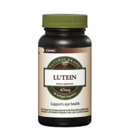 GNC Lutein 40 mg, 30 viên cung cấp Lutein cho đôi mắt khỏe cho người thường xuyên làm việc với máy tính