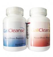 GallCleanse 180 viên, 2 hộp– thuốc điều trị sỏi mật, làm dịu túi mật, giải độc gan