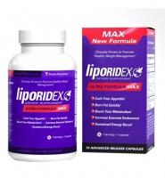 Liporidex® Ultra Formula MAX 72 viên– Thuốc giảm cân đơn giản và hiệu quả