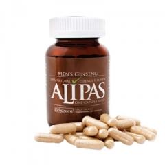 Sâm Alipas : Hỗ Trợ điều trị mãn dục nam , sinh lý yếu, 30 viên
