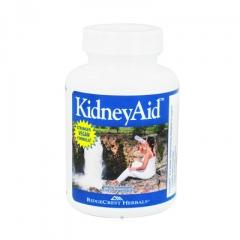 RidgeCrest Herbals Kidney Aid 675mg, 60 viên: Thực phẩm chức năng tăng cường bổ thận