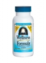 Source Naturals Wellness Formula :Tăng cường Hệ miễn dịch, nâng cao thể lực 60 viên