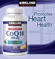 Kirkland CoQ10 - Viên uống bổ sung CoQ10 Hỗ trợ sức khỏe tim mạch, 100 viên