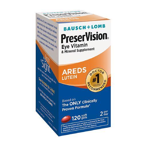 3 loại thuốc bổ mắt tốt nhất hiện nay