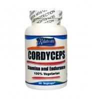 Cordyceps KaLa Health - Trùng Thảo chay Giúp Tăng sức Bền, Tràn Đầy Sức Sống và Năng Lượng 90 viên.