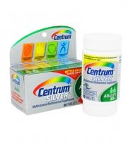 Centrum Silver 50+: Viên bổ sung vitamin và khoáng chất cho người lớn tuổi 50+, 80 viên.