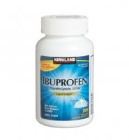 KirkLand Ibuprofen 180 viên– Thuốc giảm đau, trị cảm cúm hiệu quả