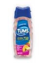 Tums Antiacid and Calcium Supplement Extra Strength 750, 90 viên: Giúp cải thiện những tình trạng rối loại tiêu hóa.