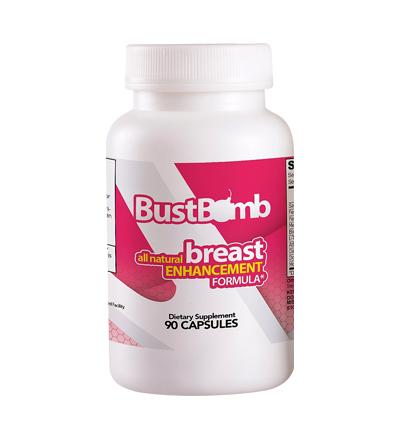 BustBomb Breast Enlargement  – Viên uống nở ngực an toàn hiệu quả