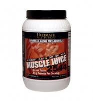Muscle Juice 2544 - Thực Phẩm Chức Năng Giúp Tăng Cân Và Phát Triển Cơ Bắp, Dạng Bột 250g