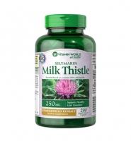 Vitamin World Milk Thistle 1000 mg, 90 viên- Thuốc Bổ Gan và Giải Độc Gan, hỗ trợ điều trị ung thư gan hiệu quả