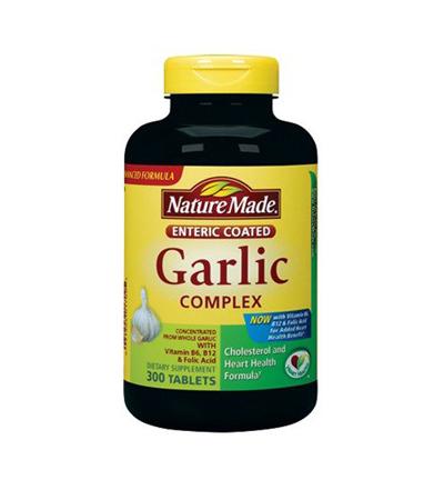 Nature Made Garlic Complex