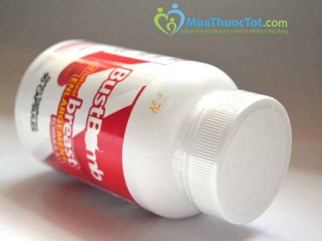 Thuốc nở ngực BustBomb 10