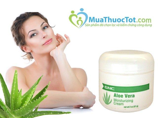 Kem dưỡng ẩm Aloe Vera 3