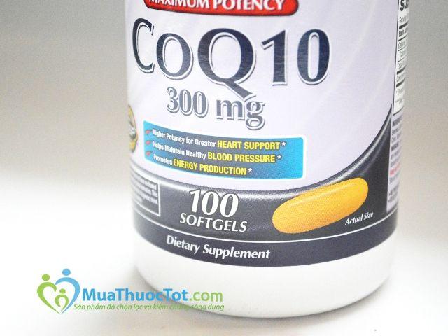 Giải pháp hỗ trợ sức khỏe tim mạch cung cấp dưỡng chất coenzyme q10 đầy đủ mỗi ngày