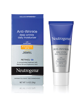 Neutrogena Anti-Wrinkle Daily Moisturizer 1