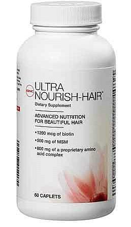 Gnc ultra nourish hair