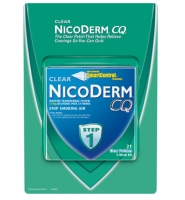 Miếng dán cai thuốc lá NicoDerm CQ hiệu quả nhất hiện nay, 21 miếng