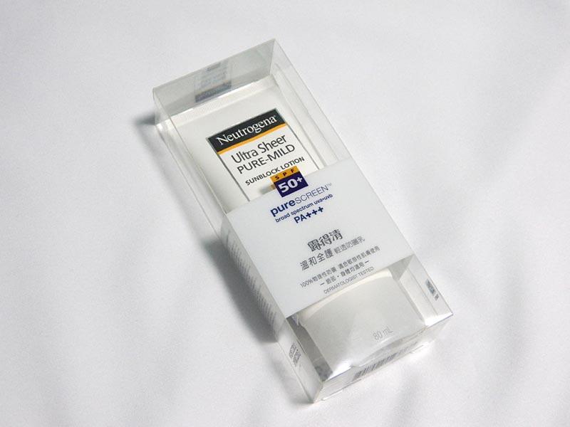 Neutrogena Puremild Sunblock SPF50 - Kem Chống Nắng cho Da Nhạy Cảm 1