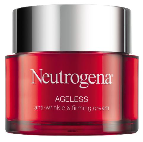 Neutrogena Ageless Anti-Wrinkle & Firming Cream - Kem Chống Vết Nhăn Ban Đêm, 50gr