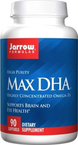 Tác dụng của jarrow formulas max dha