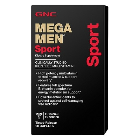 GNC Mega Men Sport 5