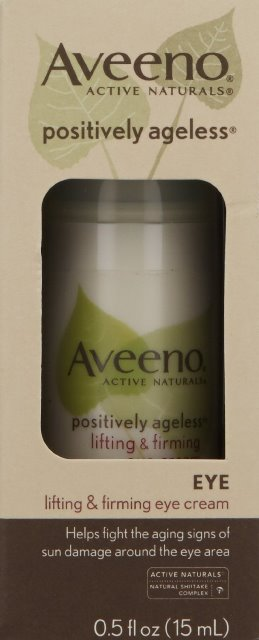 Aveeno Active Naturals Positively Ageless Firming Eye 1