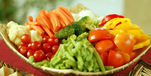 Vitamin C có trong hoa quả