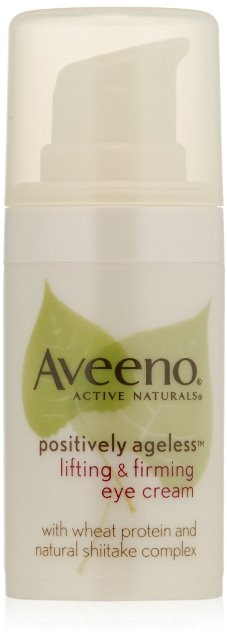 Aveeno Active Naturals Positively Ageless Firming Eye 3