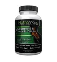 Glucosamine Sulfate and Chondroitin Sulfate with MSM: Thuốc chuyên biệt trị các chứng đau xương khớp, nhập khẩu nguyên hộp từ Mỹ, 450 viên.