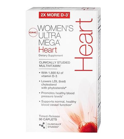 Khách hàng nói gì về gnc women's ultra mega heart