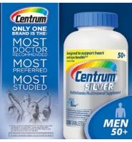 Centrum Silver Ultra Men's 50+ 250 viên: Thuốc bổ sung vitamin và khoáng chất cho nam giới trên 50 tuổi