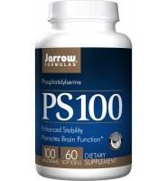 Jarrow Formulas Ps-100 Phosphatidylserine 60 viên: bổ não tăng cường trí nhớ, sự tập trung, chống stress hiệu quả.