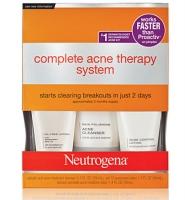Complete Acne Therapy System, Bộ Ba Trị Mụn Siêu Tốc Trong 48h