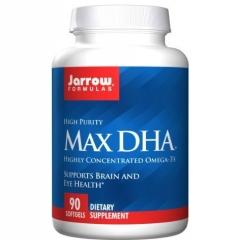 Jarrow Formulas Max DHA 90 viên - Tăng cường trí nhớ, bổ mắt, bổ não, cung cấp DHA cho trẻ, giúp trẻ thông minh