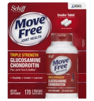 Schiff Move Free Total Joint Viên uống hỗ trợ và điều trị các bệnh về Xương Khớp, 170 viên