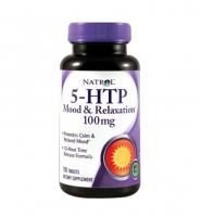 Natrol® 5-HTP Mood Enhancer 150 viên 100 mg: Thuốc giúp giảm stress, điều hòa cảm xúc, suy nhược và ổn định giấc ngủ