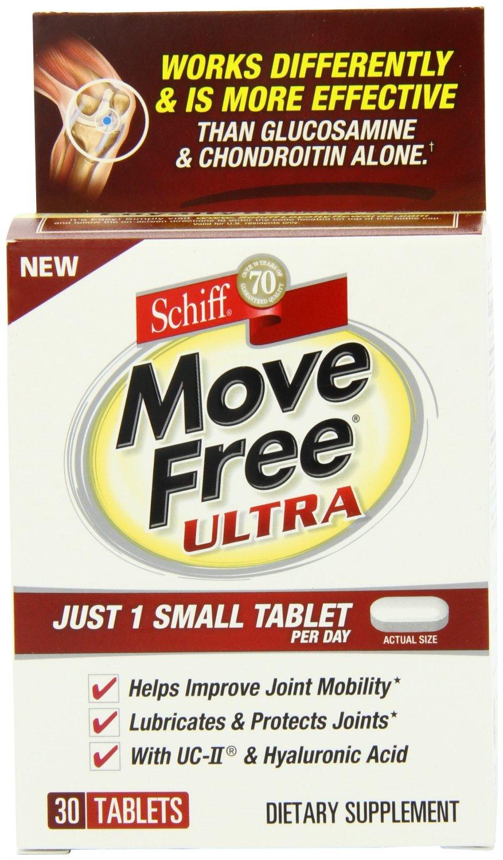 Chỉ 1 viên schiff move free ultra mỗi ngày bạn sẽ không còn những cơn đau xương khớp