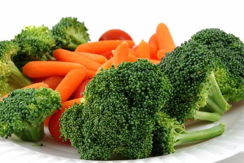 Vitamin A hổ trợ sản xuất collagen hiệu quả