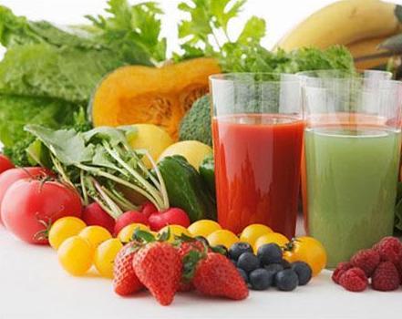 Trái cây và rau quả màu đỏ có hàm lượng collagen