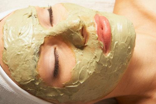 mặt nạ kem bơ
