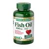 Nature's Bounty Fish Oil Omega 3: Dầu cá hàm lượng Omega 3 cao, chống bệnh tim mạch vành, 1200mg 100 viên.